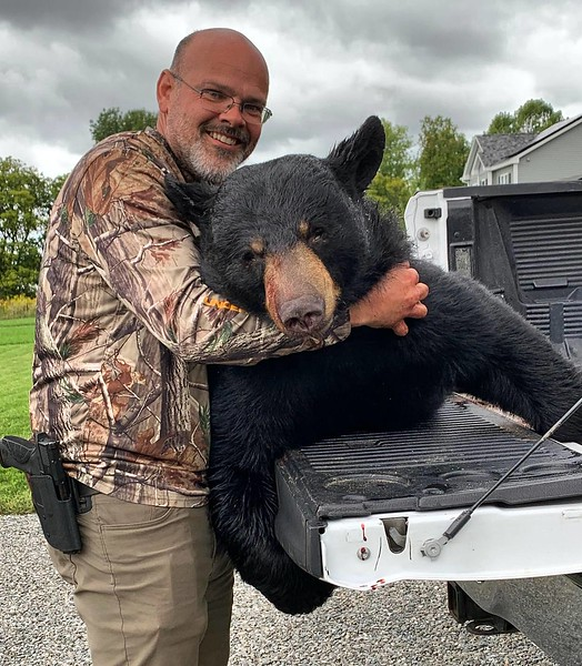 Robert Flemings, Lamoille Co., 243 lbs., 2019 Rifle