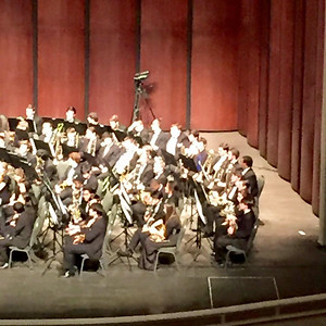 2016-04-26 All State Honors Band