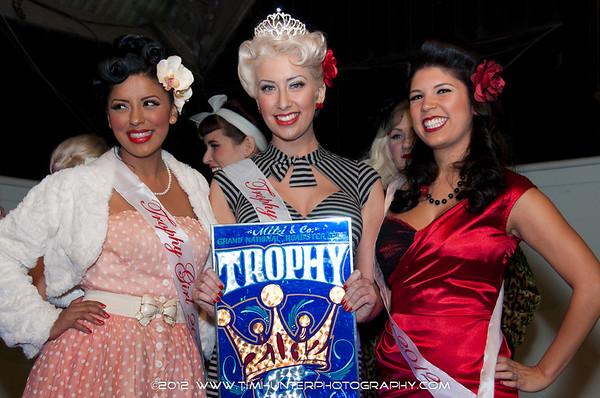 2012 GNRS Trophy Girl Contest