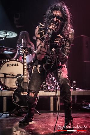Ellende (AUT) @ Vienna Metal Meeting 2019 - Arena Wien - Vienna/Viena - Austria