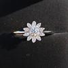Tiffany & Co. Enchant Flower Ring 7