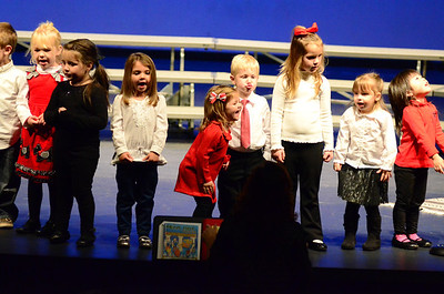 No Fear Factor Christmas Play
