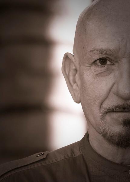 *legende*9eme Festival International du Film de Marrakech. Photocall de Sir Ben Kingsley