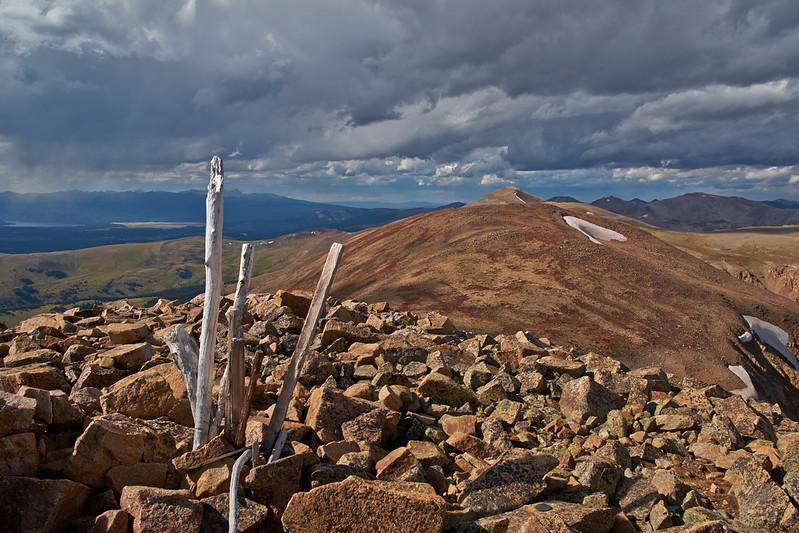 Ptarmigan-Horseshoe Ridge