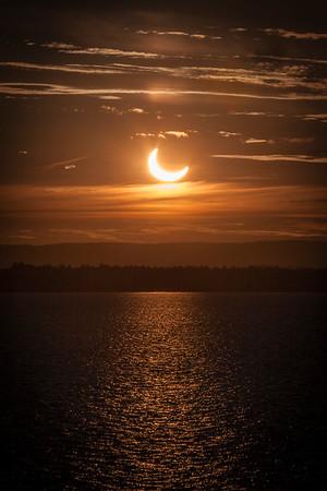 2021/06/10 Partial Solar Eclipse (Arnprior, Ontario)