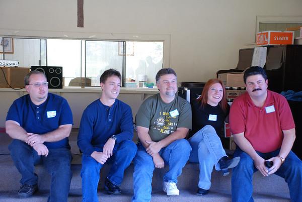 UCHS Band Reunion
