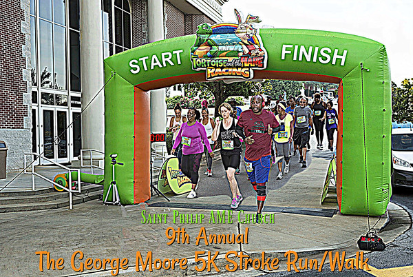 9th Annual 5K Run/Walk