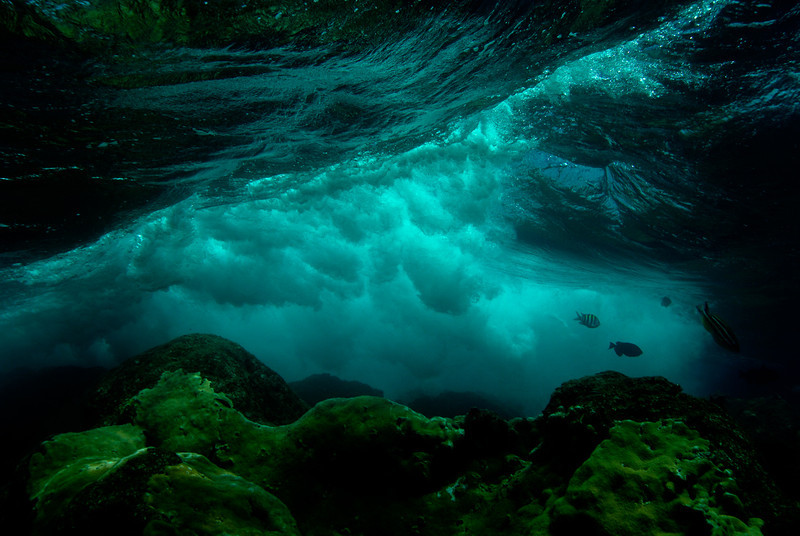 Turbulent Waters from Below, Bermuda