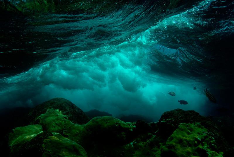 Turbulent Waters from Below, Bermuda