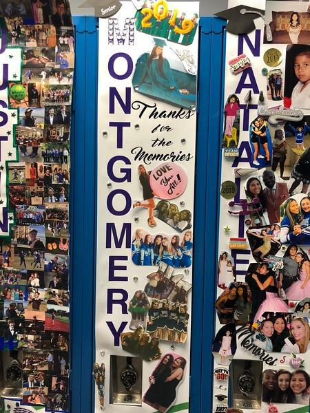 Senior Lockers
