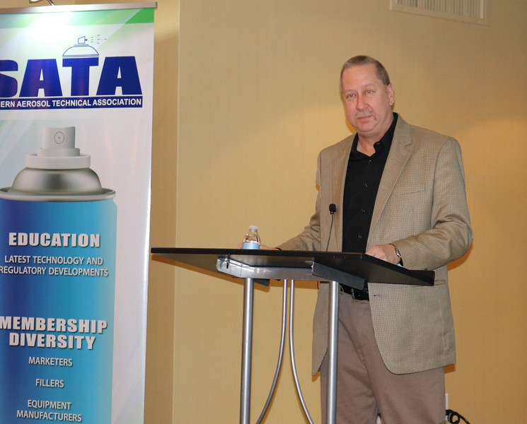 Doug Raymond, SATA Director Regulatory Updates