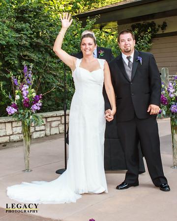 Lisa & Justin Wedding Day