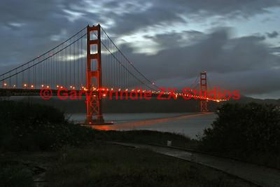 Bridges (Golden Gate and Mackinaw)