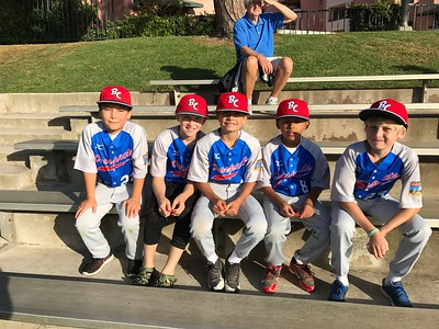 Jax Little League Team Photos