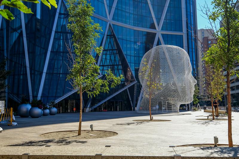 Calgary architecture