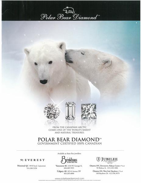 Vogue, Sept 2006, Polar Bears, Diamond Advertisement.jpg