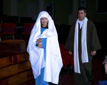 Live Nativity 2010