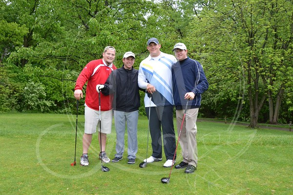 Lakota West Golf Outing 5.17.14