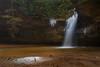 Upper Right Fork Falls