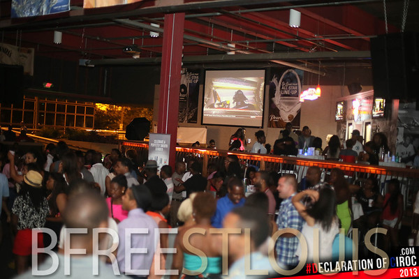 (07.06.2013) DECLARATION CIROC PARTY @ MIKE SHANNONS OUTFIELD