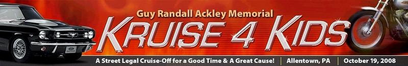 Guy Randall Ackley Memorial Ride