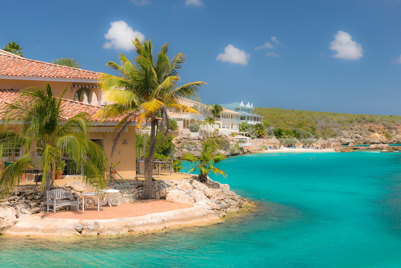 Curacao Waterfront Patio