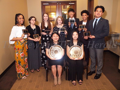 East Coweta Honors  2019