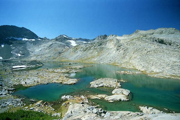 Marie Lakes Trip, September 2003