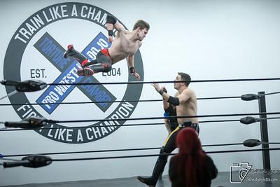 Torture Chamber Pro Wrestling Dojo presents Showcase Sunday V 18-02-18