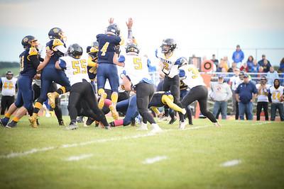 Varsity Football VS Tri