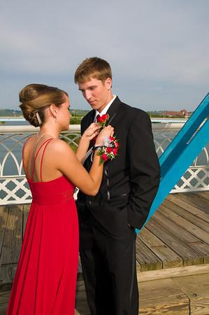 Jarrad and Lauren 2008