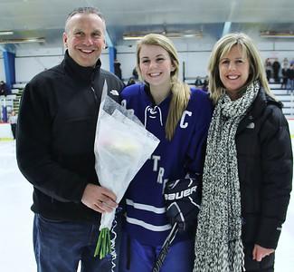 Lady Wamps Hockey Seniors 2013