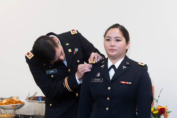 PCOM Pinning Ceremony