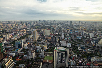 Bangkok from Top to Bottom
