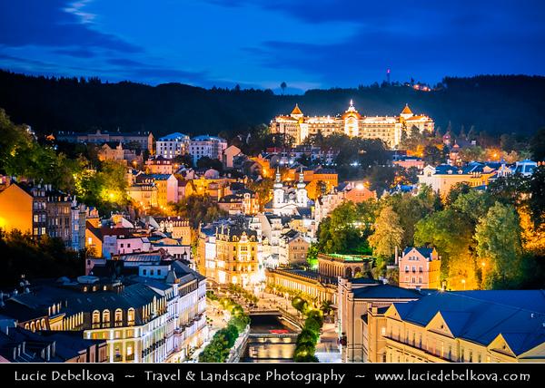 Czech Republic - Karlovy Vary