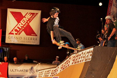 Grand Champion Skateboarding Competition- Reno Tahoe