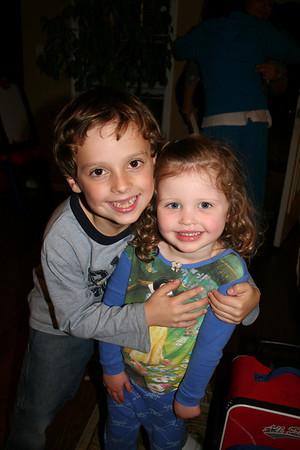 Cousin James and Aunt Julie