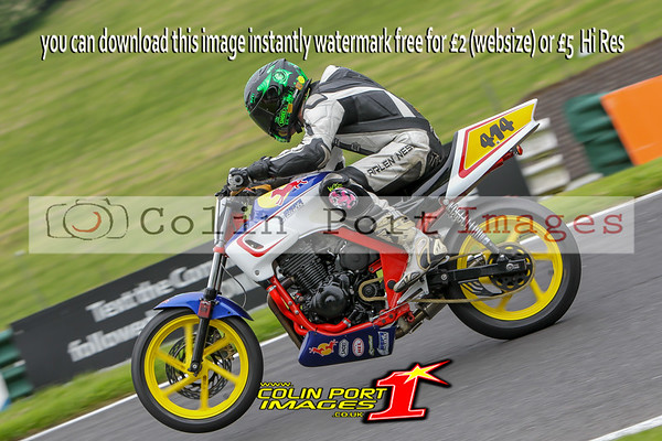STEVEN TWEDDLE CADWELL THUNDERSPORT MAY 2016