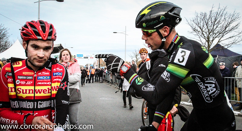 Versluys Cyclocross Bredene - 2015