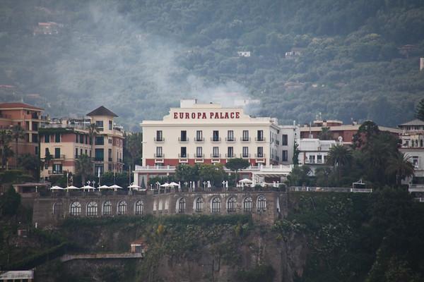 Sorrento, Italy - May, 2010