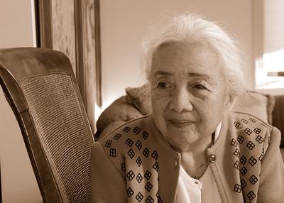 Lola Josefina's Funeral
