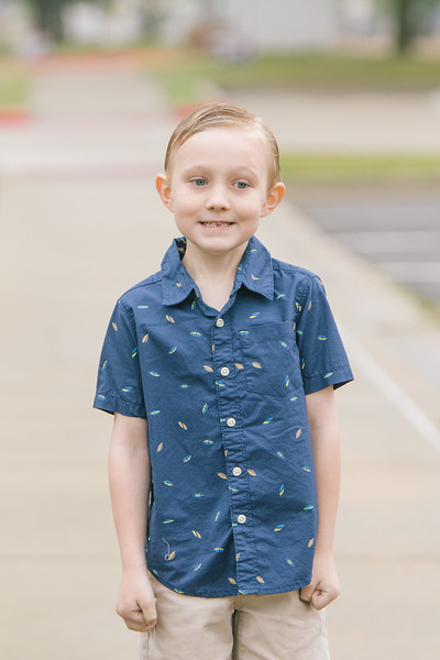 Henry's Last Day of Kindergarten 2020