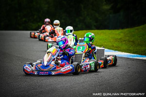 Motorsport Ireland Karting Championship 2021 - Round 4 - Whiteriver