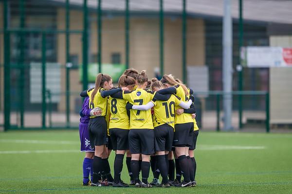 Harrogate Town Ladies 6-0 Altofts Ladies