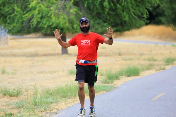 Hellyer Trail Run 8/29
