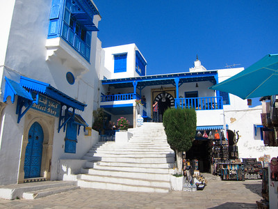 Carthage and Sidi Bou Said