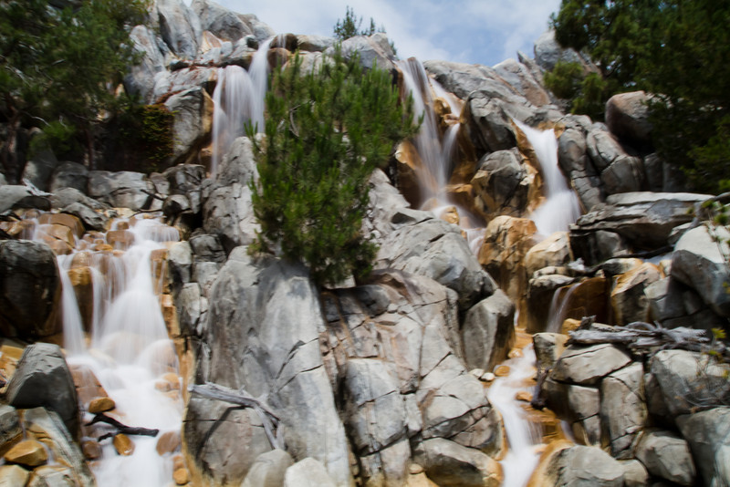 Grizzley Peak Waterfall