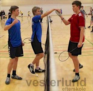 Badmintonstævne