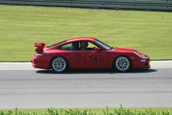 #74 Red GT3 911