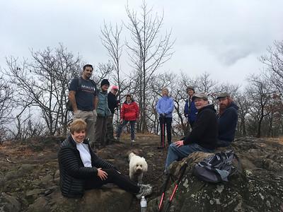 November 26 Saturday Hike